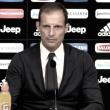 """Torino-Juve, Allegri in conferenza stampa: """"Dybala? Devo decidere. Toro squadra tecnica"""""""