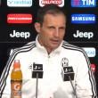 """Juve, Allegri verso il Napoli: """"Bella partita, ma non decisiva"""""""