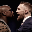 Floyd Mayweather and Conor McGregor - Pro Wrestling and Theatrics