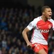Ligue 1: Mbappé ed il Monaco sempre più distanti