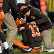 Josh McCown Out For Season With Broken Collarbone