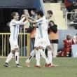 El Málaga llevaba más de un año sin conseguir tres victorias seguidas
