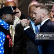 MayMac World Tour: Mayweather and McGregor meet in LA