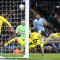Manchester City 9-0 Burton Albion: City thump Burton to book their place in the Carabao Cup final ahead of time