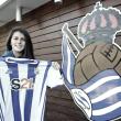 Paola Soldevila amplía su contrato con la Real hasta 2019