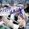 """Llega el """"blue friday"""" a Getafe"""