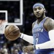 Carmelo Anthony traded to Atlanta Hawks