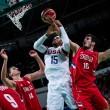 Serbia - Estados Unidos: la gloria olímpica