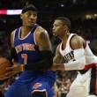 NBA - Anthony ed i Knicks ad un bivio: anche Cleveland e Oklahoma City tra le possibili destinazioni