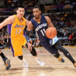 Los Angeles Lakers Hang In Close But Lose To Memphis Grizzlies, 99-93