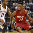 Miami Heat Burn The Memphis Grizzlies 104-98