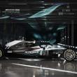Atual tetracampeã da Fórmula 1, Mercedes lança oficialmente o W09