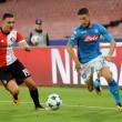 """Champions League - Napoli, Sarri contento a metà: """"Buona gara, ma non sono soddisfatto"""""""