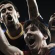 Y Messi puso el fútbol en el Bernabéu