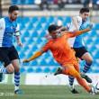 El Hércules consigue una trabajada victoria ante el Valencia Mestalla