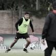 """Xavi Báez: """"No vamos a regalar nada"""""""