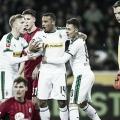 M'gladbach quebra série de derrotas e empata com Freiburg em casa
