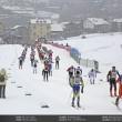 La 35ª Marciagranparadiso Rossignol Race regala neve e spettacolo a Cogne con le vittorie di Clementi e Brocard che emergono su quasi 800 partenti