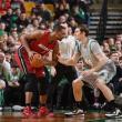 Struggling Boston Celtics Fall To Shorthanded Miami Heat