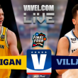 Score Michigan 62-79 Villanova in NCAA Championship 2018
