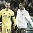 Klopp puts faith in Mignolet following Karius injury