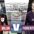 Score Fiorentina - AC Milan in Serie A 2015 (2-0)