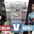 ScoreAC Milan 0-4 Napoli in Serie A 2015