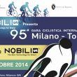 Milán - Turín: fabuloso cartel en territorio italiano