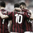 El Milan a la Europa League por la puerta grande