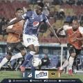 Millonarios empató con Llaneros en El Campín y también se acerca a la clasificación en Copa