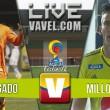 Envigado vs Millonarios en vivo y en directo online en Liga Águila 2016-I
