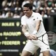 """Milos Raonic: """"Es un placer trabajar con McEnroe"""""""
