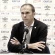 "Milton Mendes elogia Fluminense e lamenta expulsão de Douglas: ""Árbitro foi exigente"""