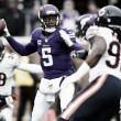 Los Falcons minan los 'playoffs' a Jacksonville y Minnesota vuelve a la senda de la victoria