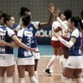 Minas derrota Osasco e mantém liderança na Superliga Feminina de Vôlei