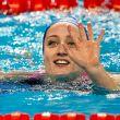 Póker de oros para Mireia Belmonte en Doha