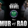 Andy Murray - Milos Raonic: el favorito contra la revelación