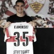 Kaminski completes Stuttgart switch