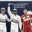 Hamilton garante pole position em meio a chuva na Malásia