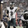 Los Cowboys se desinflan y pierden el liderato de la NFC Este ante Philadelphia