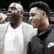 "Magic Johnson: ""Seré el mentor de Russell"""