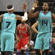 Brooks non basta, Chicago cade in casa degli Hornets