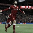 """Mohamed Salah: """"Es una gran sensación haber marcado 30 goles"""""""