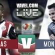 Chivas vs Monarcas Morelia en vivo online en Liga MX 2016 (0-0)