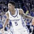 NBA -  Si ferma Monk, il rookie di Charlotte in dubbio per la Summer League di Orlando