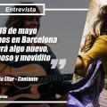 """Entrevista. Sofía Ellar: """"El 18 de mayo estaremos en Barcelona y habrá algo nuevo, marchoso y movidito"""""""