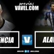 Previa Valencia - Alavés: a por un resultado esperanzador