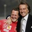 """F1, Montezemolo: """"Schumi e Vettel recupereranno"""""""