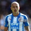 Phil Neville suggests bigger clubs will soon come calling for Huddersfield Town's Aaron Mooy