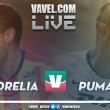 Resultado y resumen del Morelia vs Pumas en Liga MX 2018